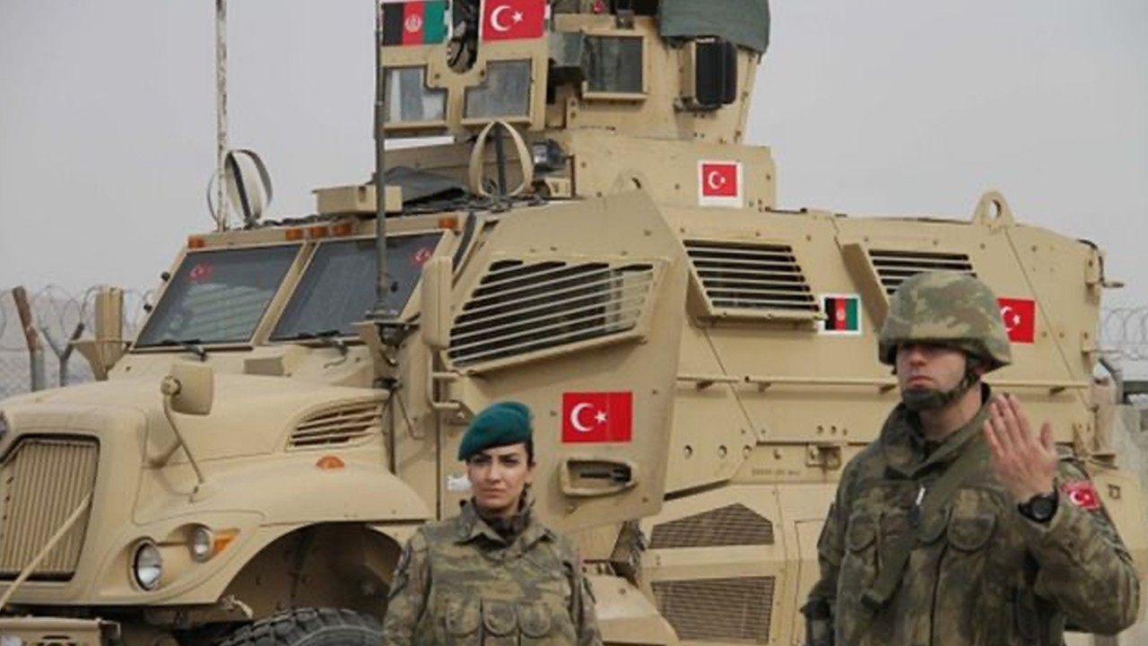 Majority of public opposes Turkey's military presence in Afghanistan