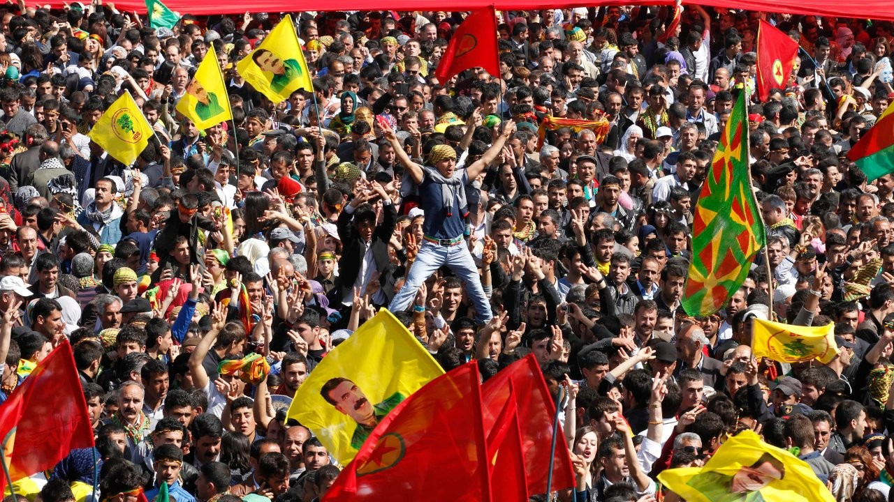 'Turkey's peace process with PKK was launched to prevent Kurds from getting influenced by Arab Spring'