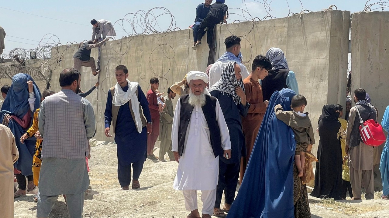 BBC Turkish apologizes over report on Afghan refugee hub