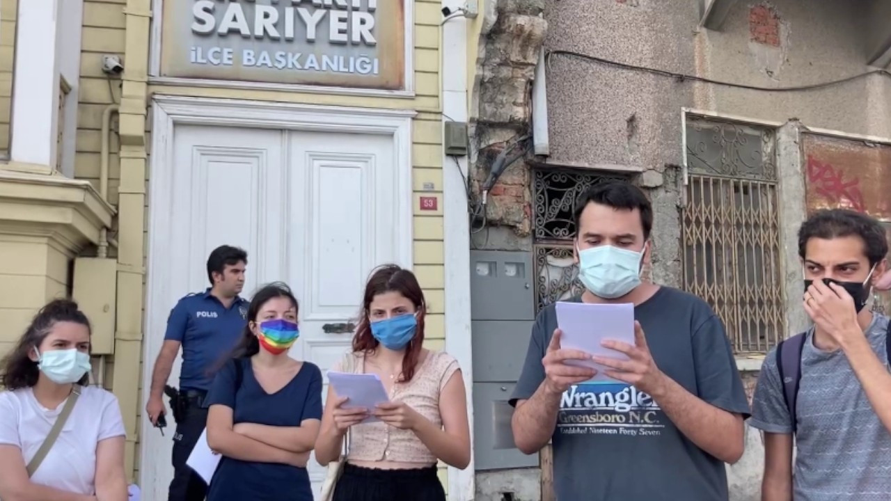 Boğaziçi students detained for protesting Erdoğan's rector appointment