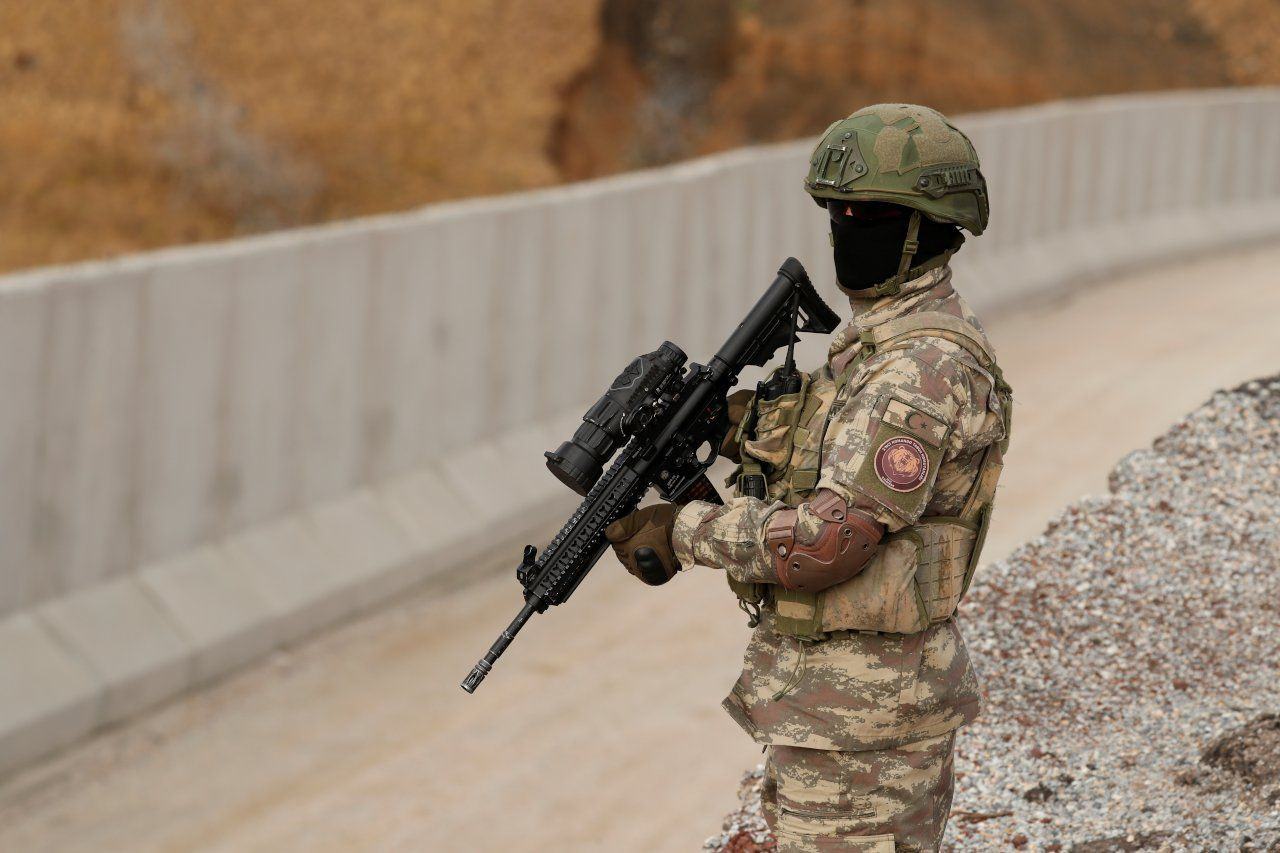 Turkey reinforces Iran border to block any Afghan migrant wave - Page 2