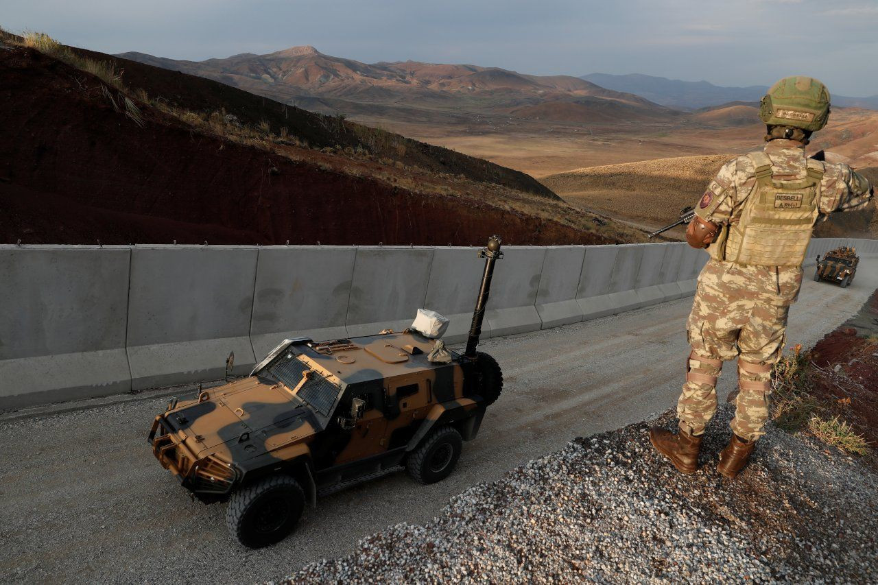 Turkey reinforces Iran border to block any Afghan migrant wave - Page 3