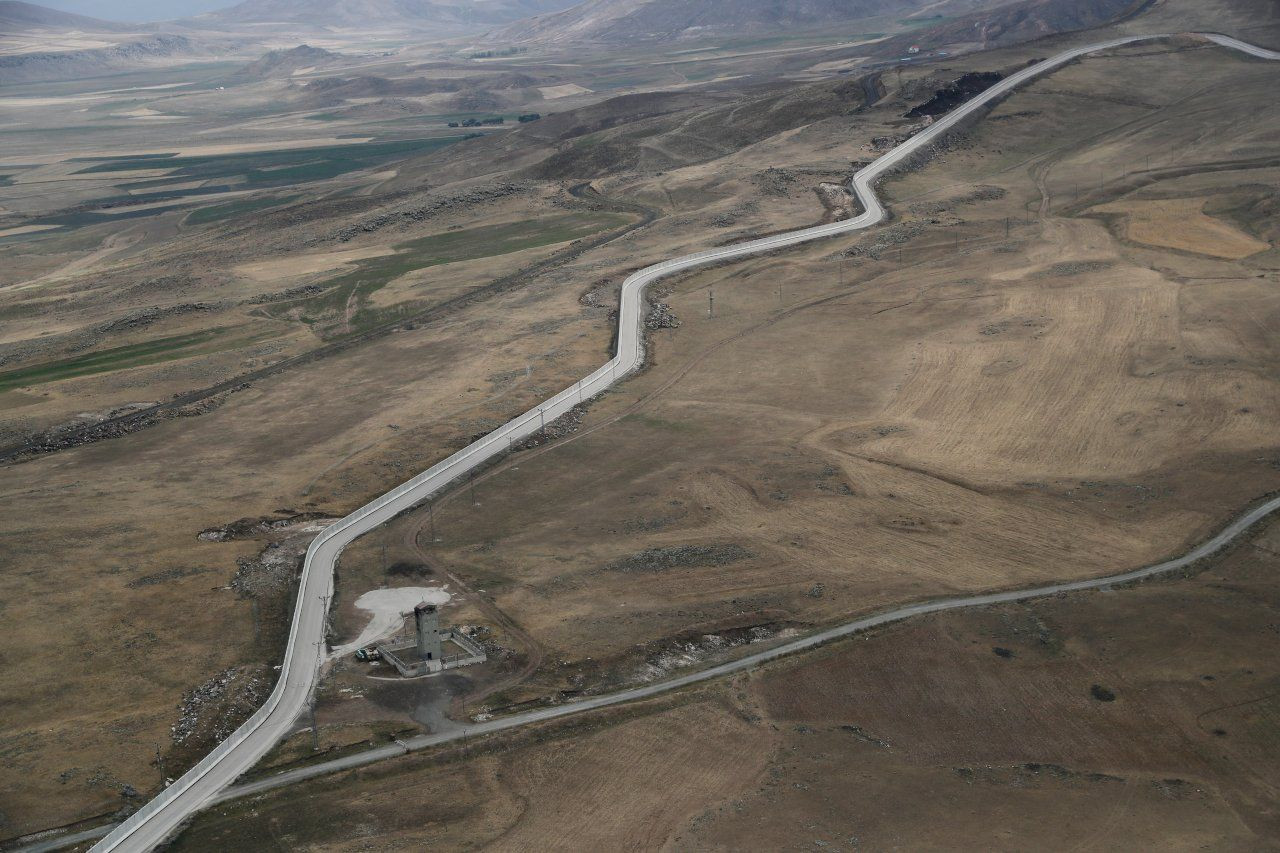 Turkey reinforces Iran border to block any Afghan migrant wave - Page 4