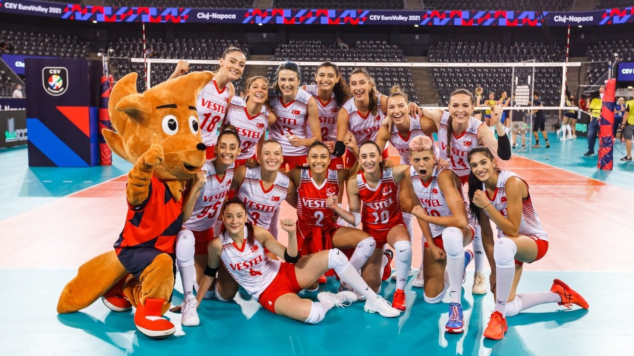 Turkey maintains flawless run, beats Finland in EuroVolley
