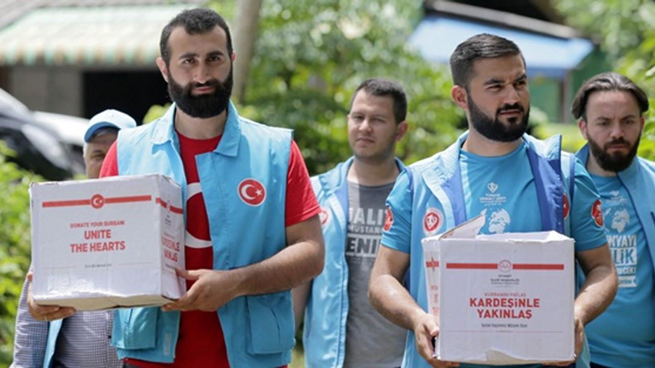AKP government gave nonprofit organizations 1.1 bln liras in 2020