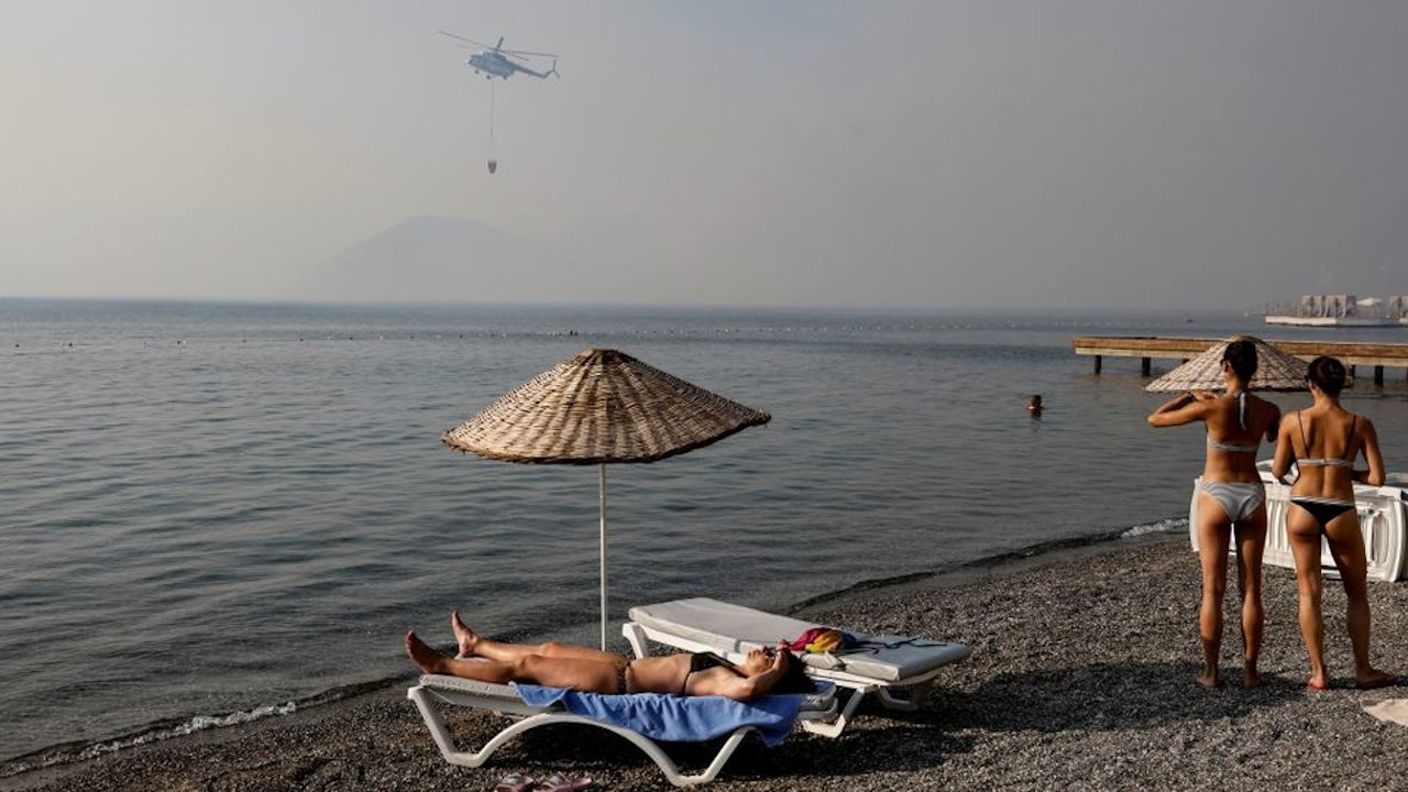 Turkey hopes for British tourists as German bookings fall