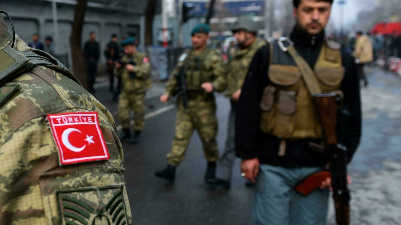Turkey starts to withdraw soldiers from Afghanistan