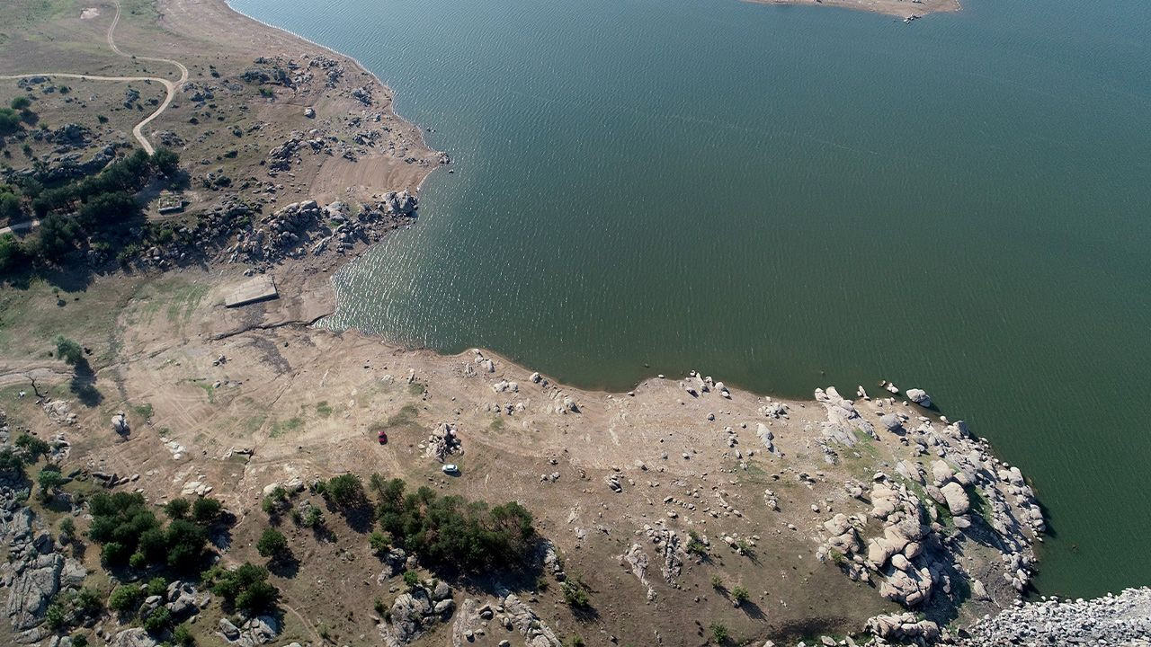 60 percent of Turkey's lakes dried up as a result of severe drought - Page 4