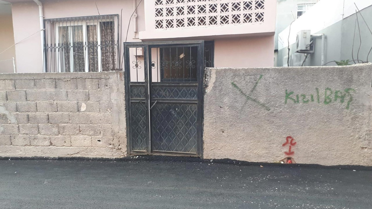 Alevi residents' homes marked in Turkey's Adana in yet another hate crime