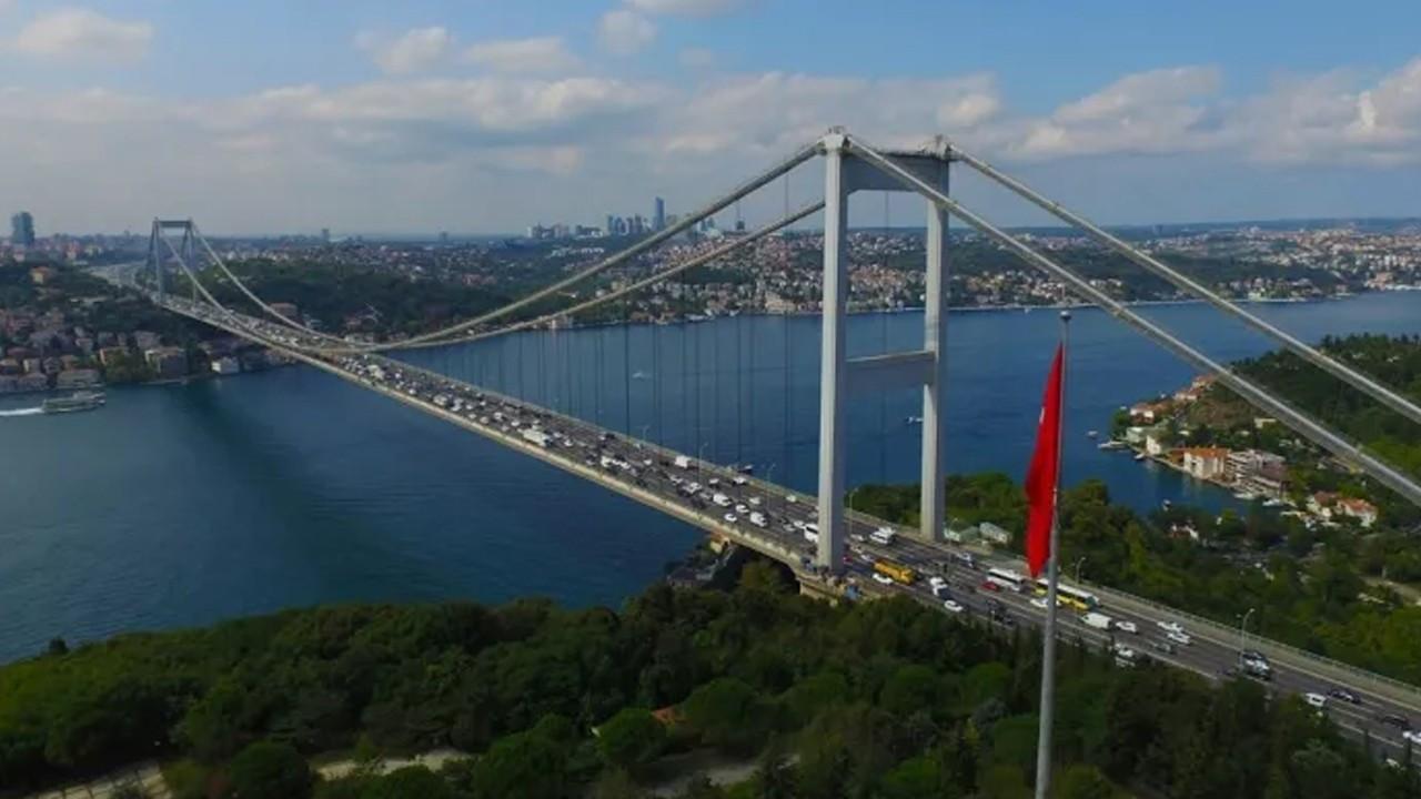 Pro-gov't company granted 500 mln lira tender to mend Istanbul bridge
