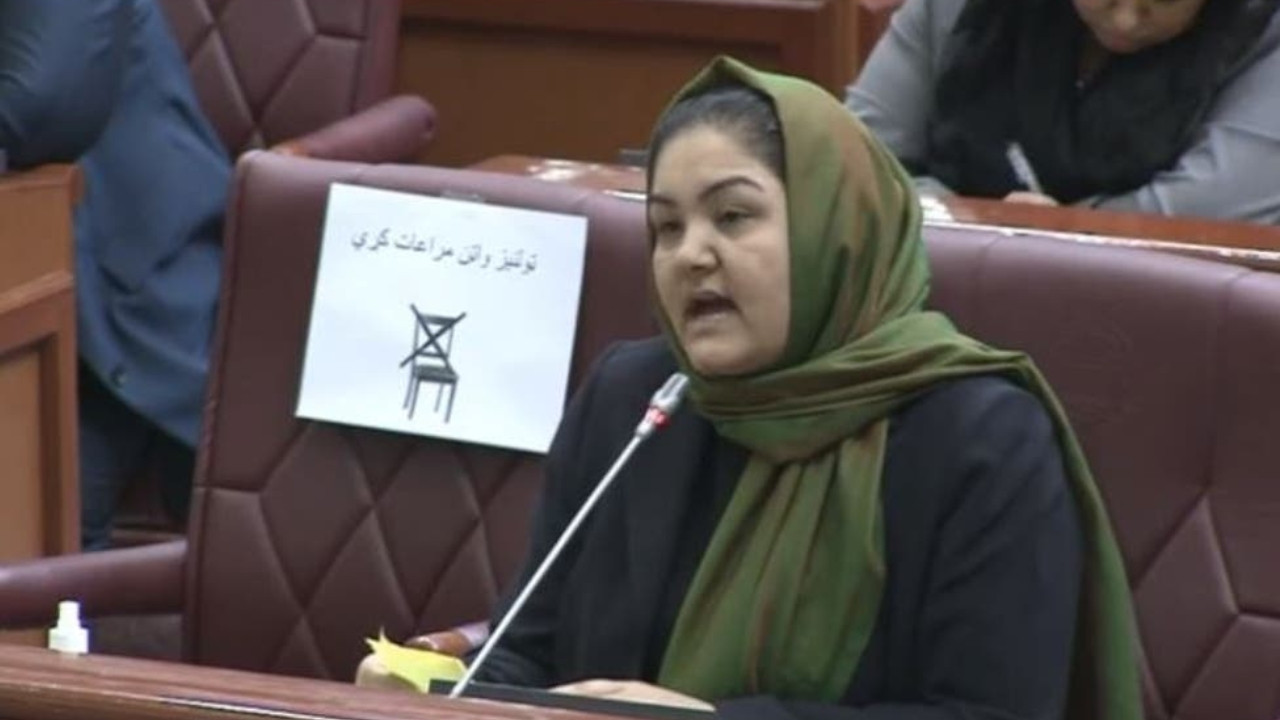 Afghan MP deported from India back to Istanbul