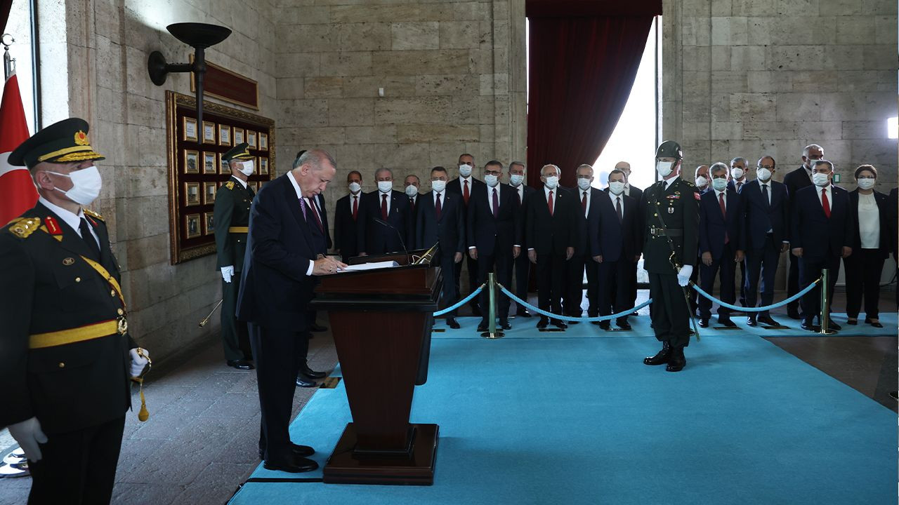 Turkey marks 99th anniversary of Victory Day - Page 2