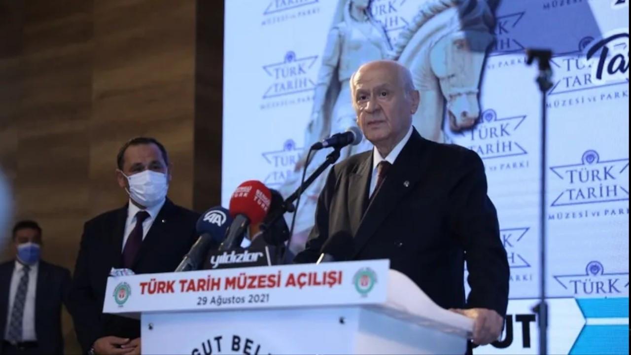 Turkey's defense extends as far as Kabul, says far-right leader