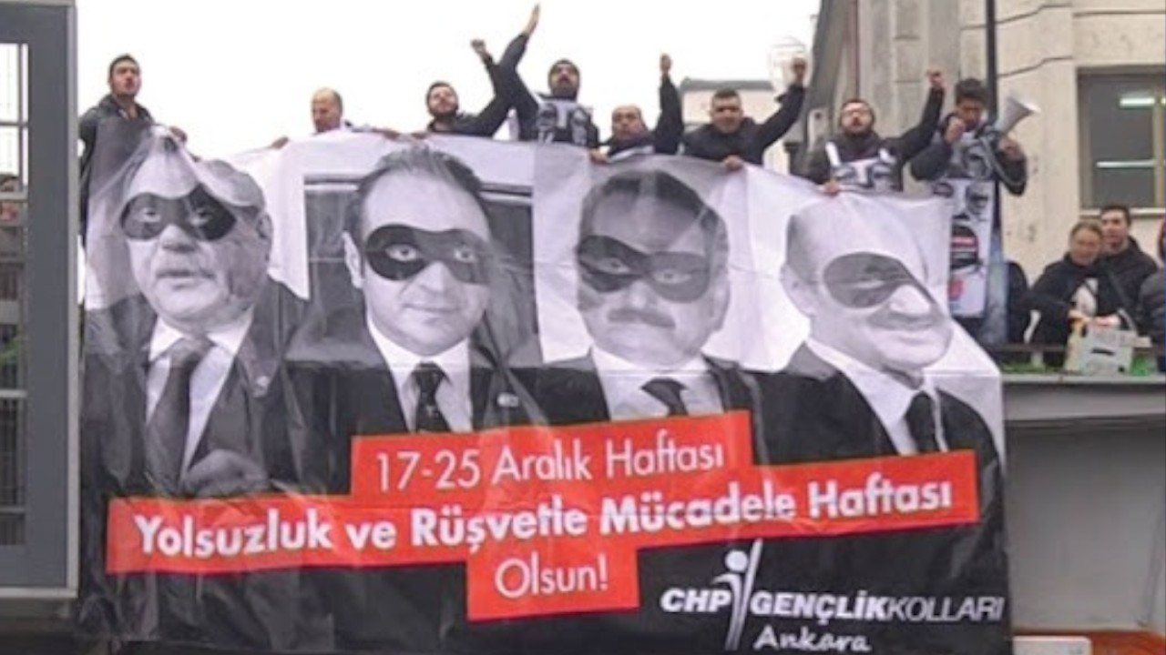 Main opposition says former AKP minister's remarks 'confess' bribery