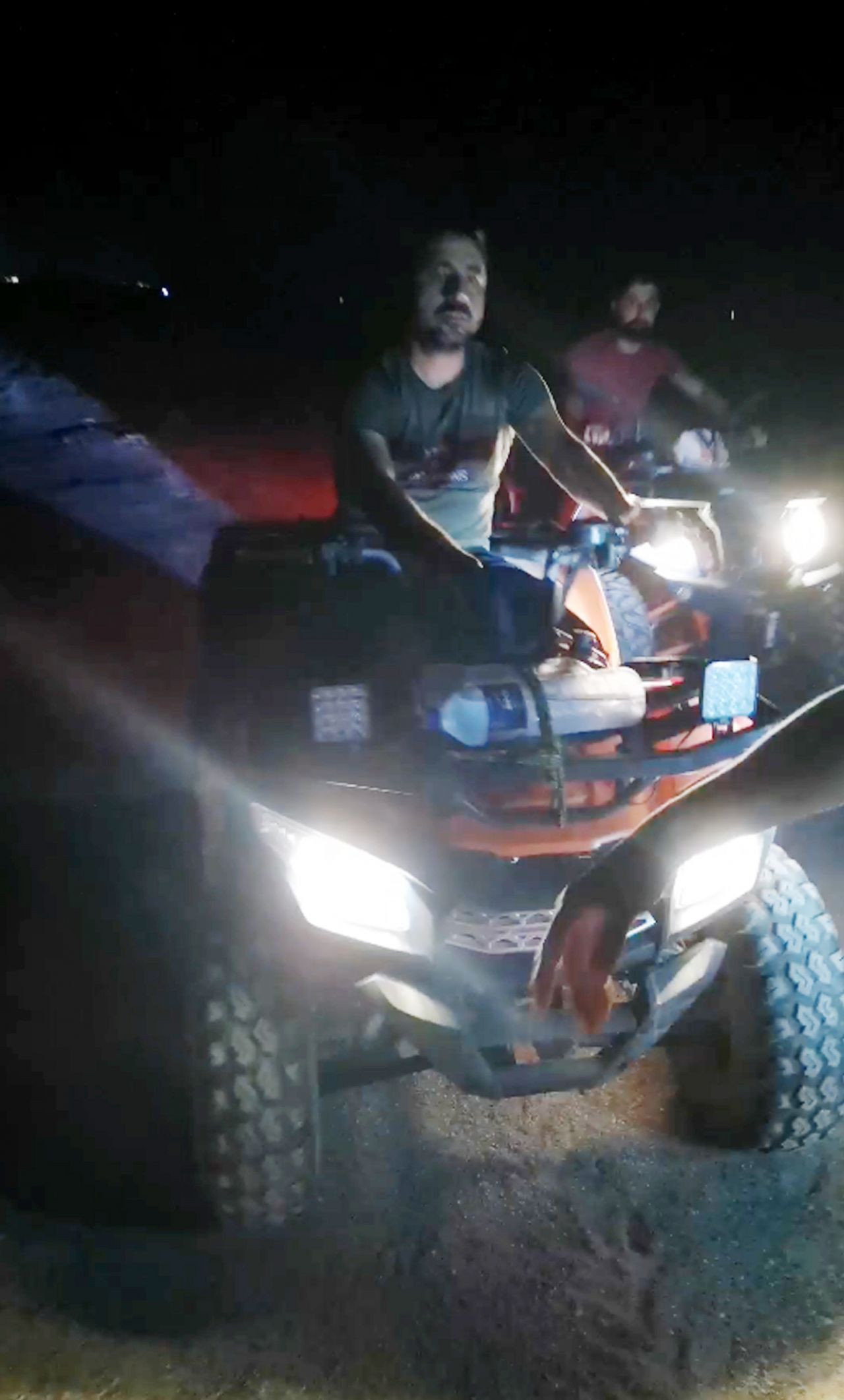 Two men on ATVs kill caretta caretta babies on Antalya beach - Page 4