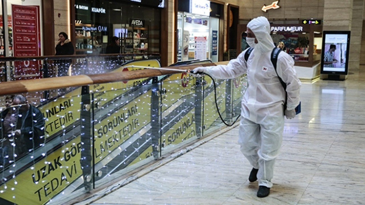 Turkey plans to mandate vaccination or PCR testing for entering shopping malls