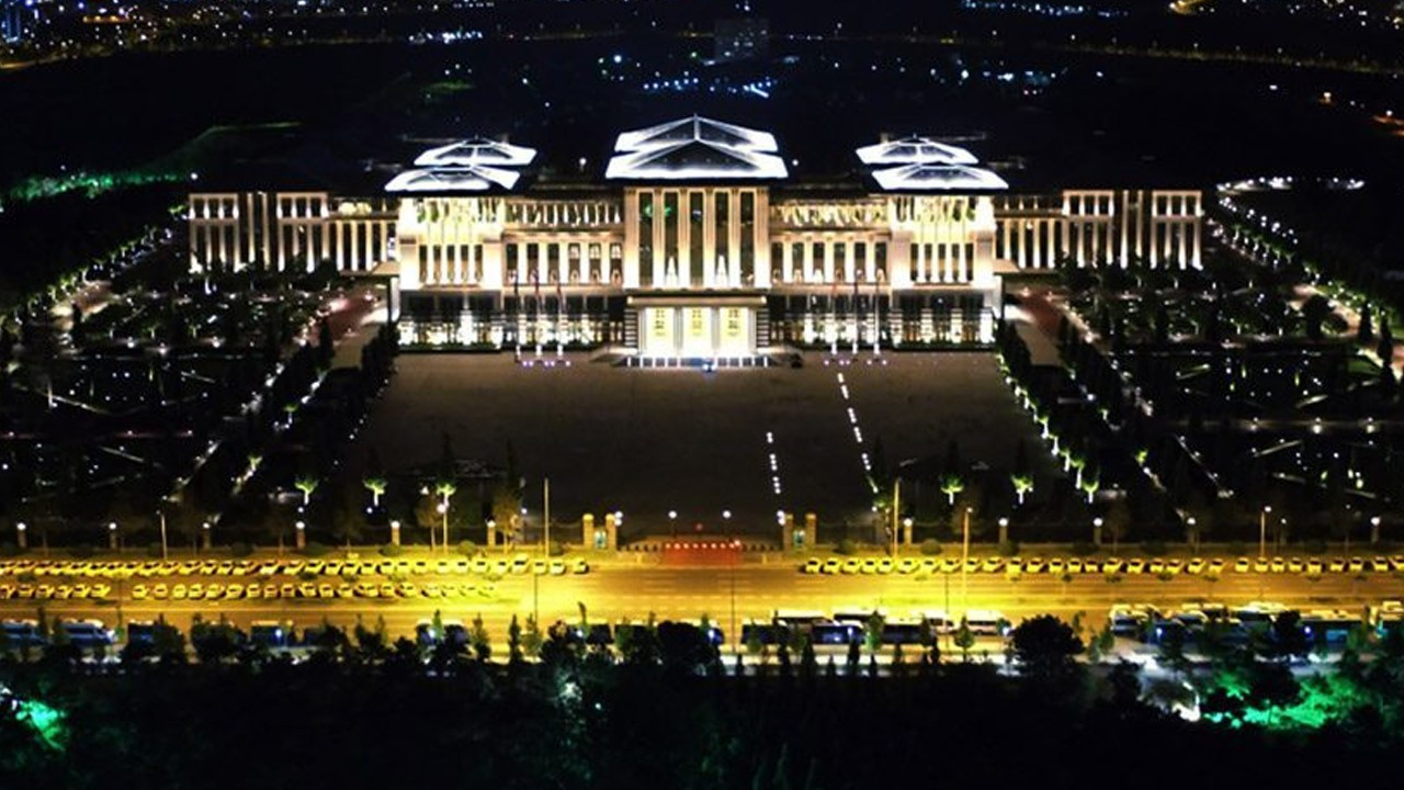 Erdoğan's palace uses 60,000 liras worth of electricity per day, main opposition says