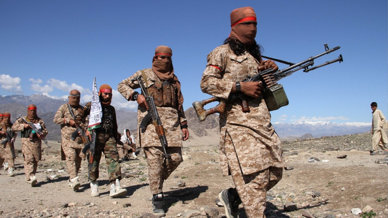 Afghanistan, under Taliban rule, may be a magnet for foreign jihadi structures