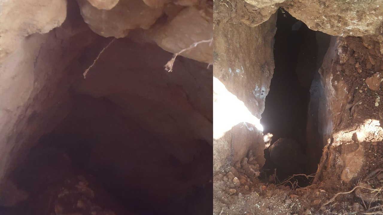 Turkish man discovers ancient tunnel while digging cesspool