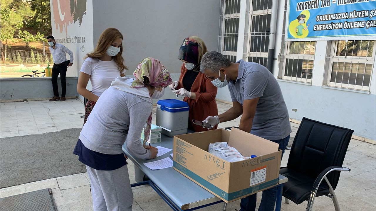 Turkish schools start classes with vaccine or test mandate for teachers - Page 3