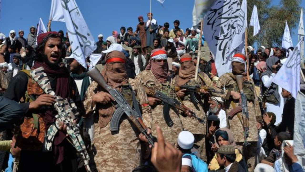Taliban say they have a 'deep relation and connection' with Turkey