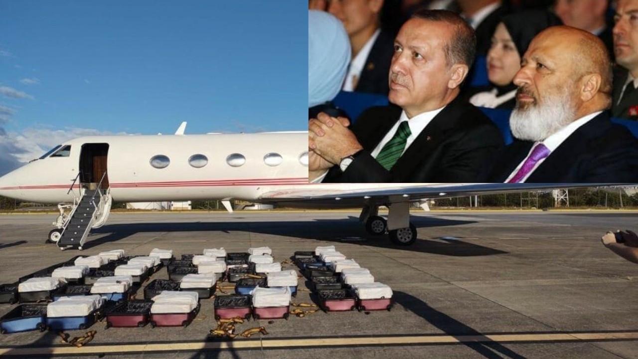 Jet seized with cocaine 'belongs to Erdoğan-linked businessman'