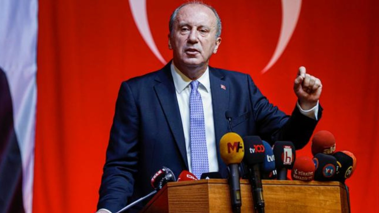 Muharrem İnce gets deferred jail sentence in courtroom row case