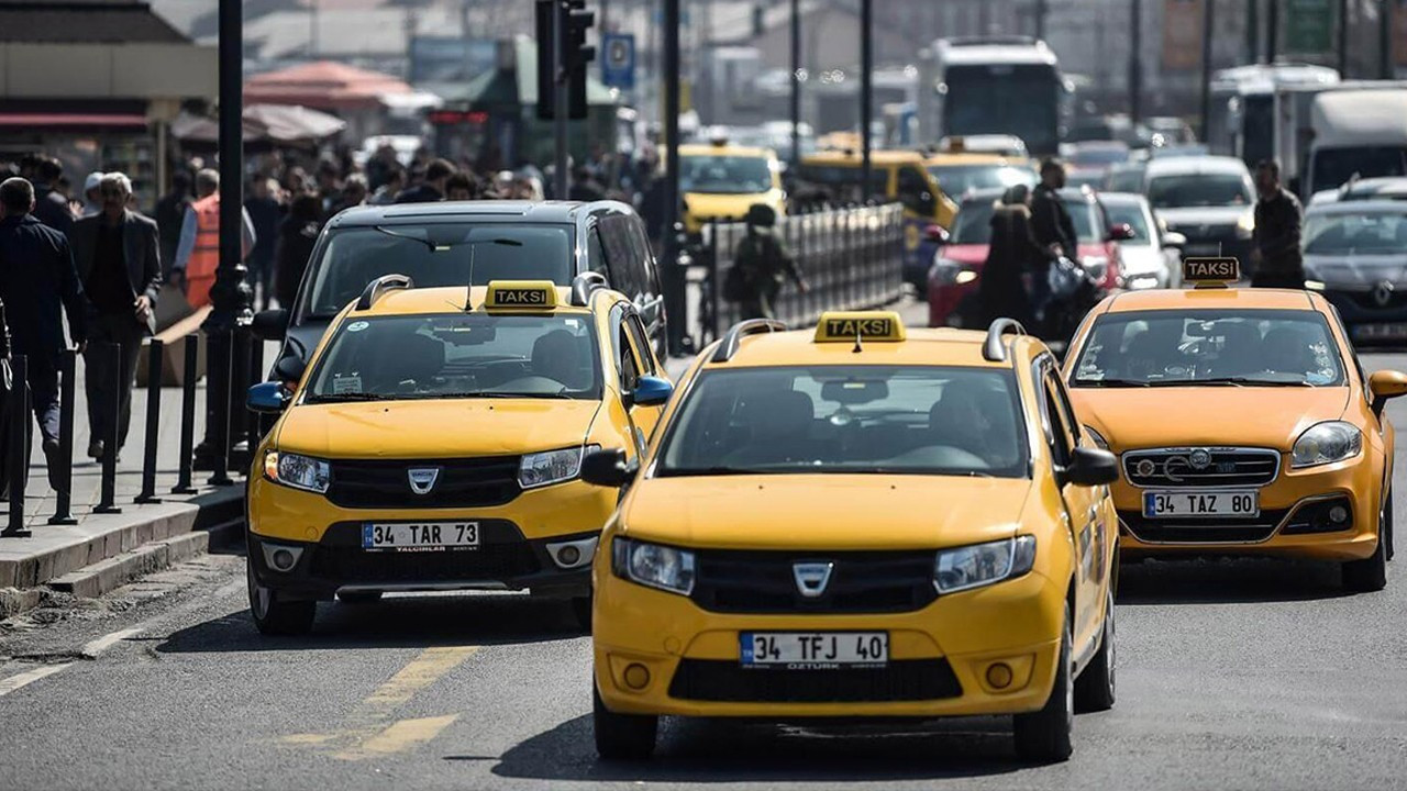 Istanbul has one of world's lowest taxi densities, says municipality