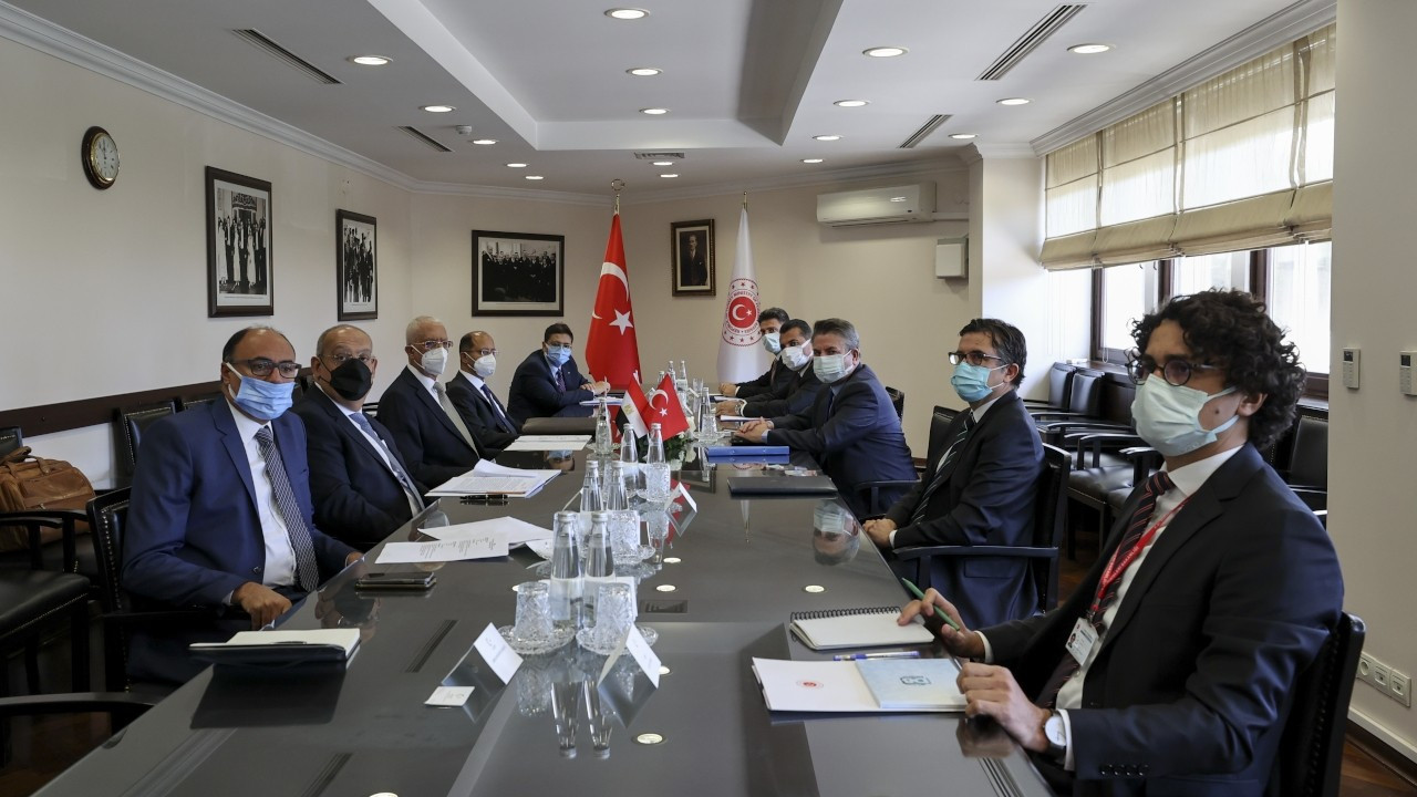Turkey, Egypt pledge further talks to normalize ties after 2nd round
