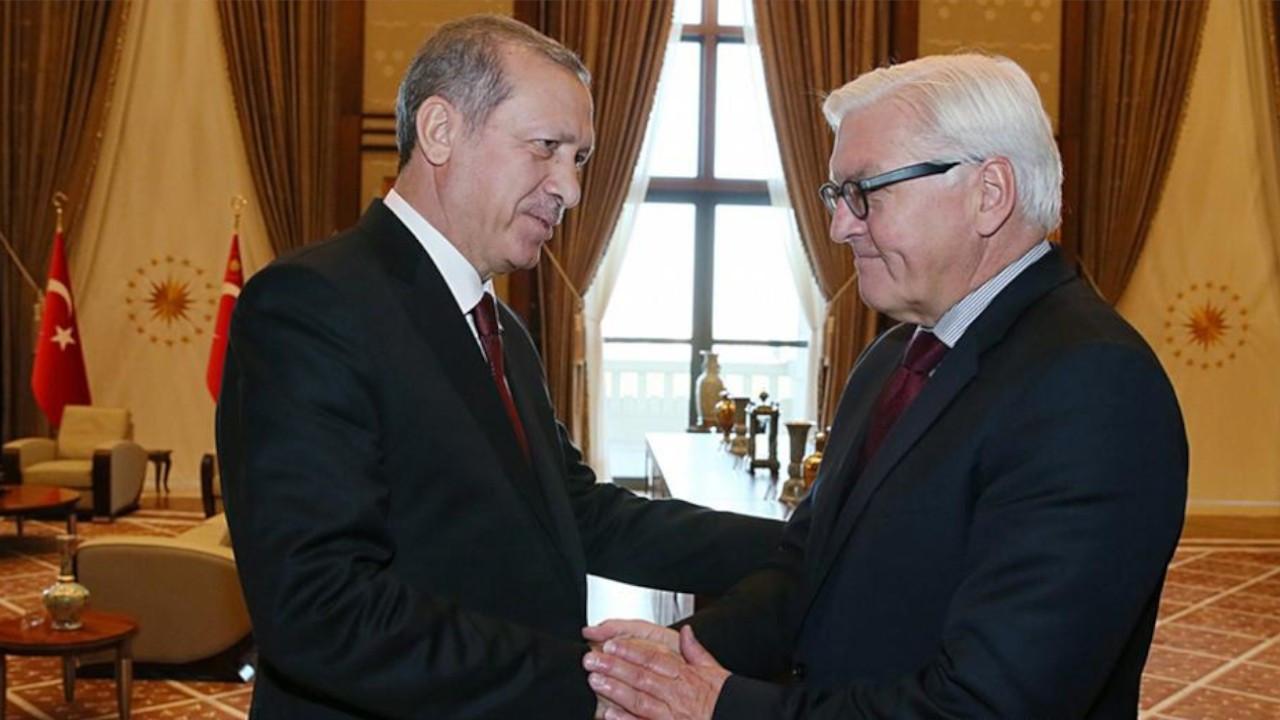 Turkey cannot handle new refugee influx, Erdoğan tells Steinmeier