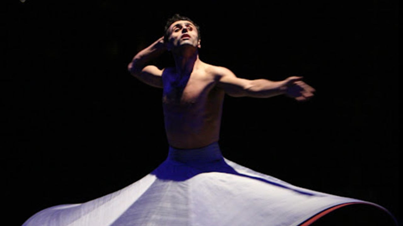 AKP, MHP members call world-famed dancer 'naked whirling dervish' - Page 4