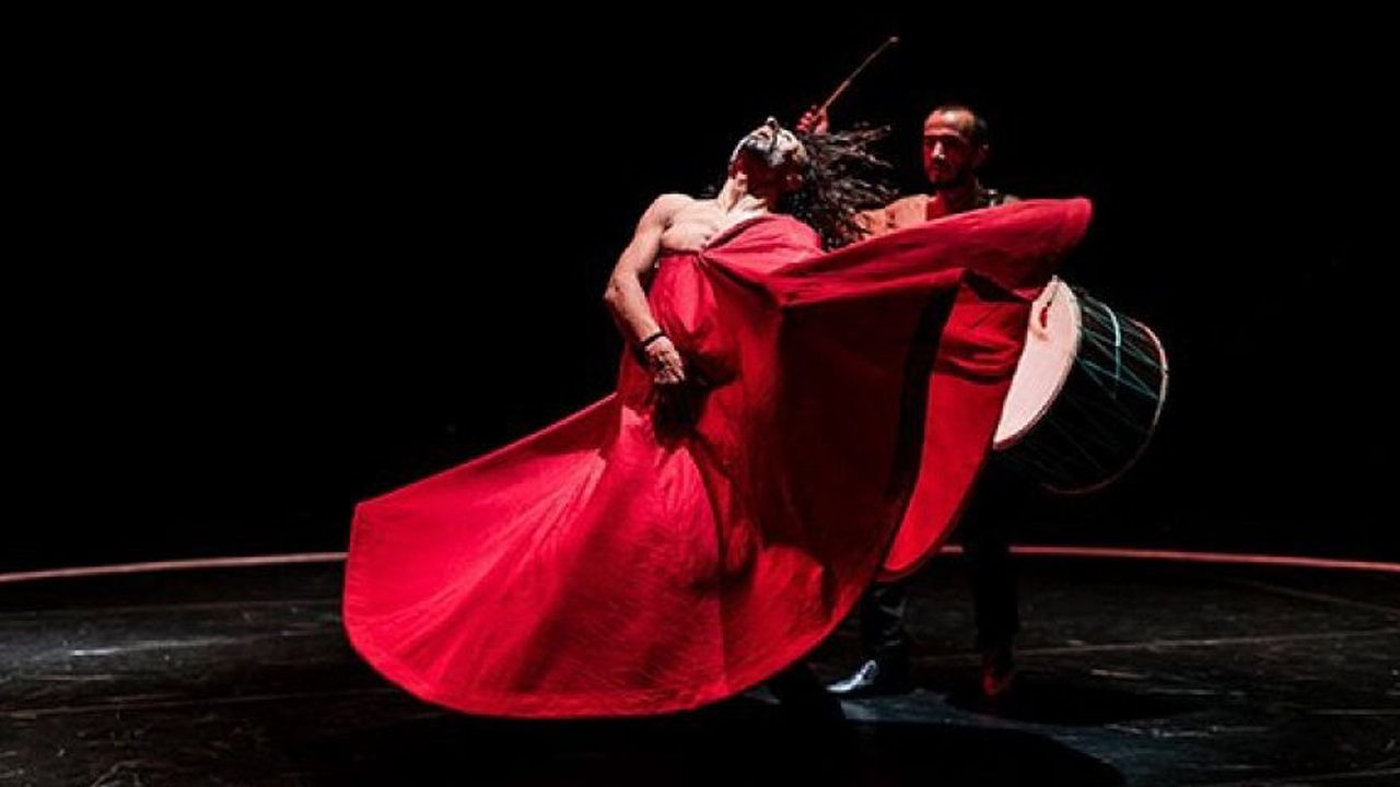 AKP, MHP members call world-famed dancer 'naked whirling dervish' - Page 2