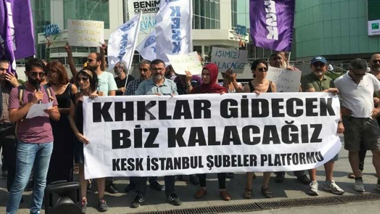 'AKP will try to lure sacked civil servants' votes with compensation'