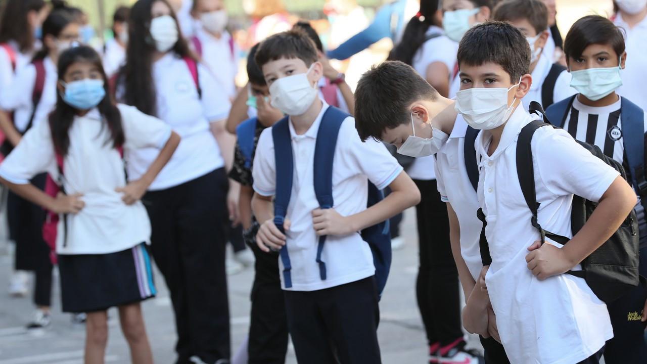 Pediatric Covid-19 cases skyrocket in Turkey, test positivity rate 30 percent