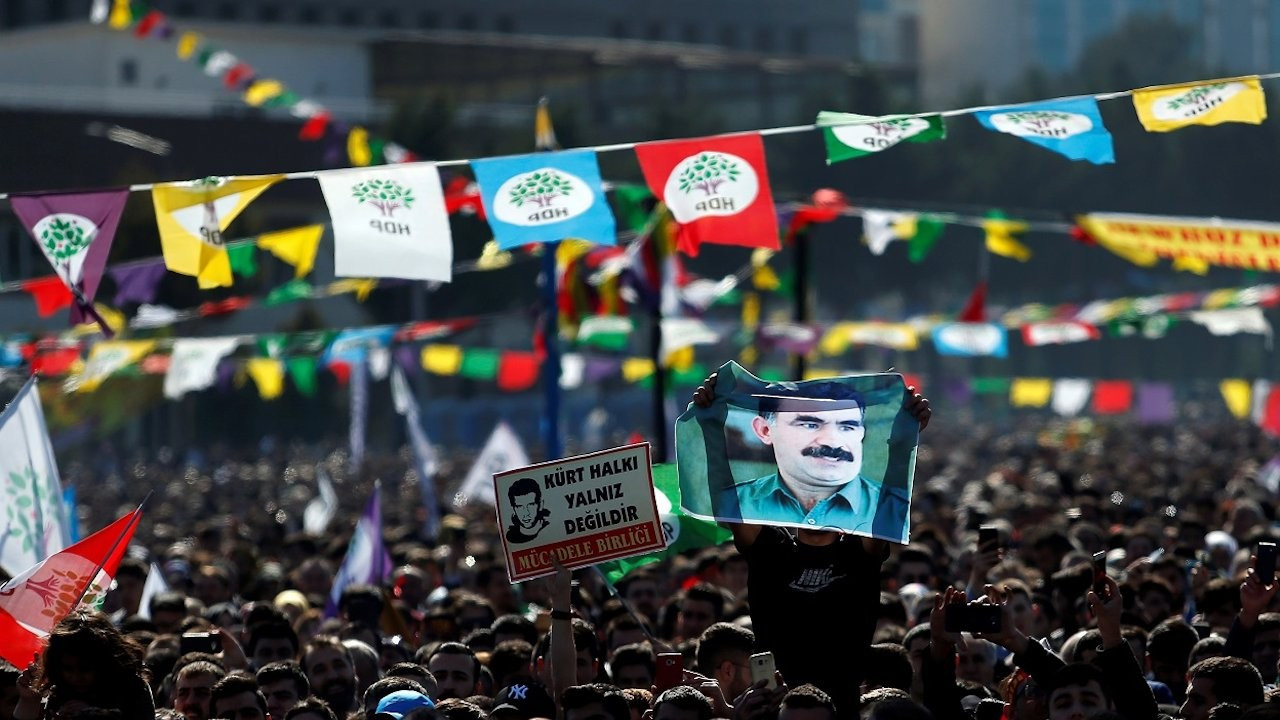 HDP slams MP for naming Öcalan as main interlocutor for peace talks