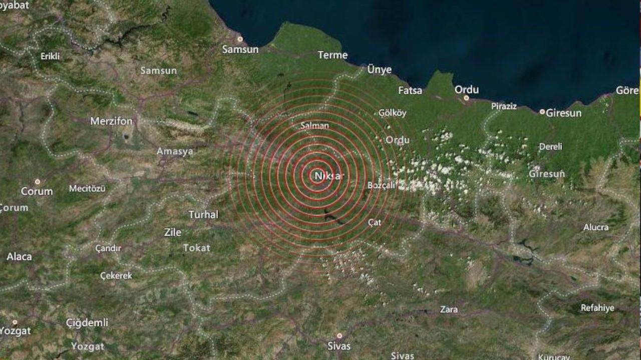 Magnitude 4.3 quake strikes northern Turkey