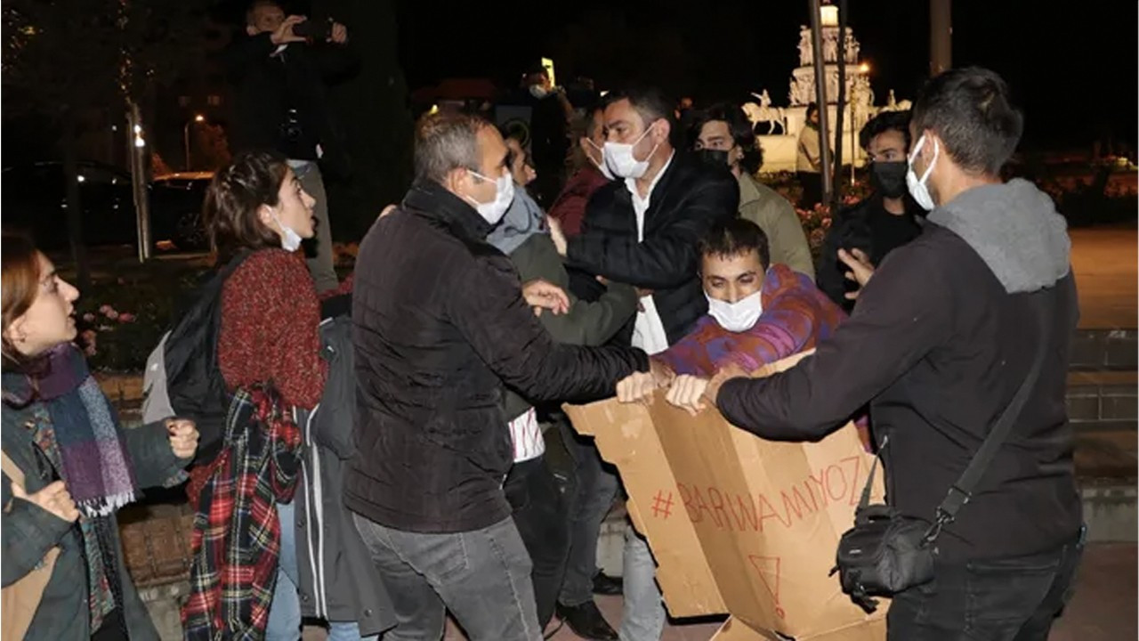 Turkish students left out of dorms take to nation's streets in protest