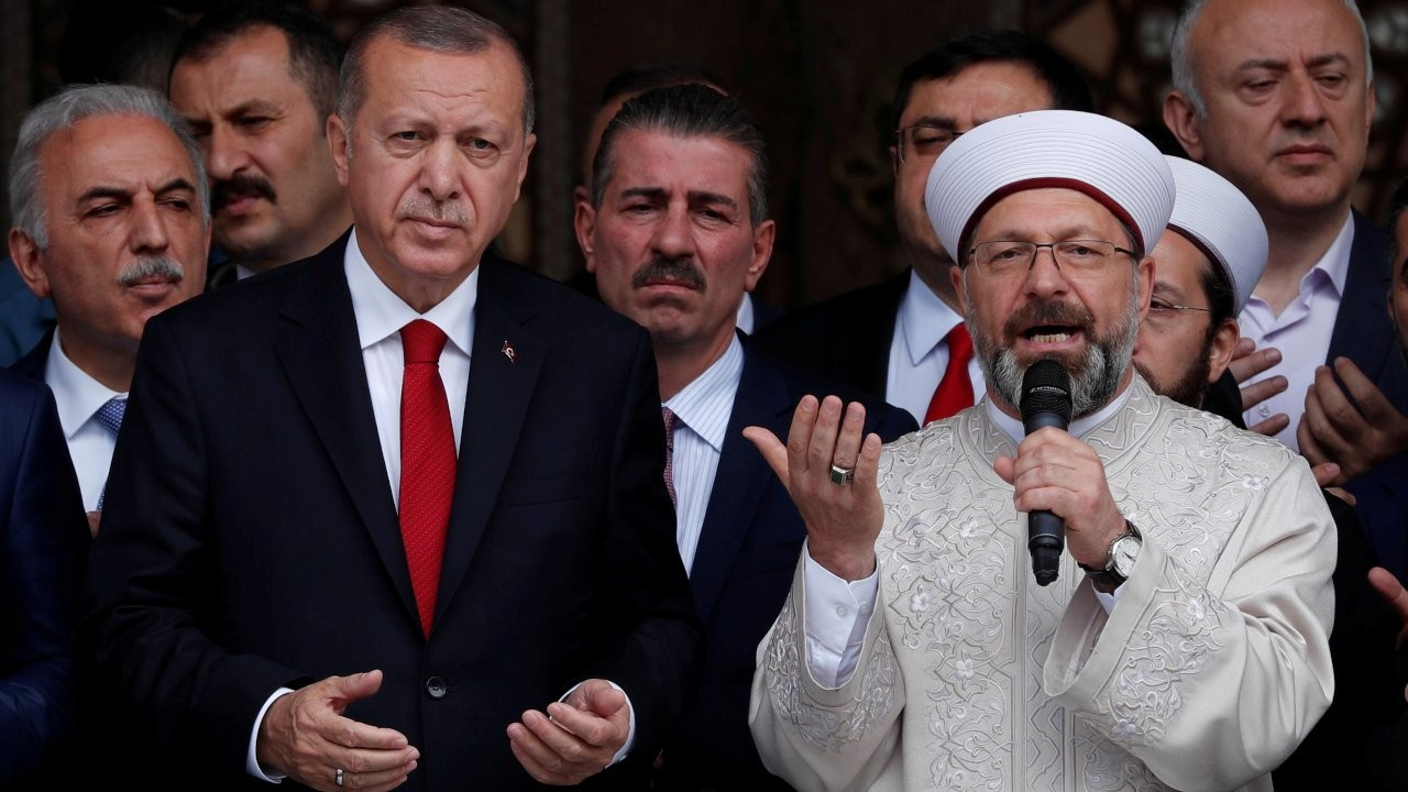 Turkey's top Islamic cleric takes center stage, irking secularists