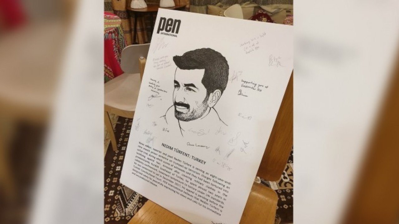 Jailed Kurdish journalist made an honorary member of PEN Melbourne