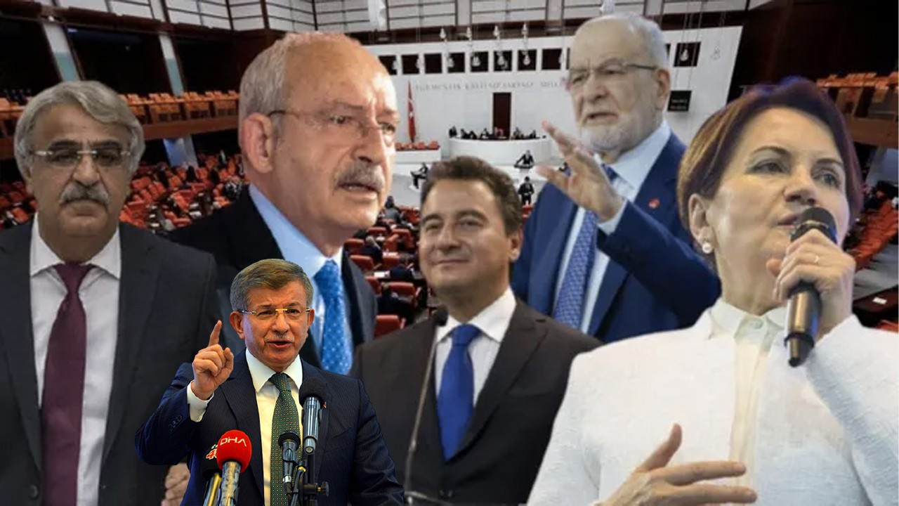 Six opposition parties discuss Turkey's return to parliamentary system