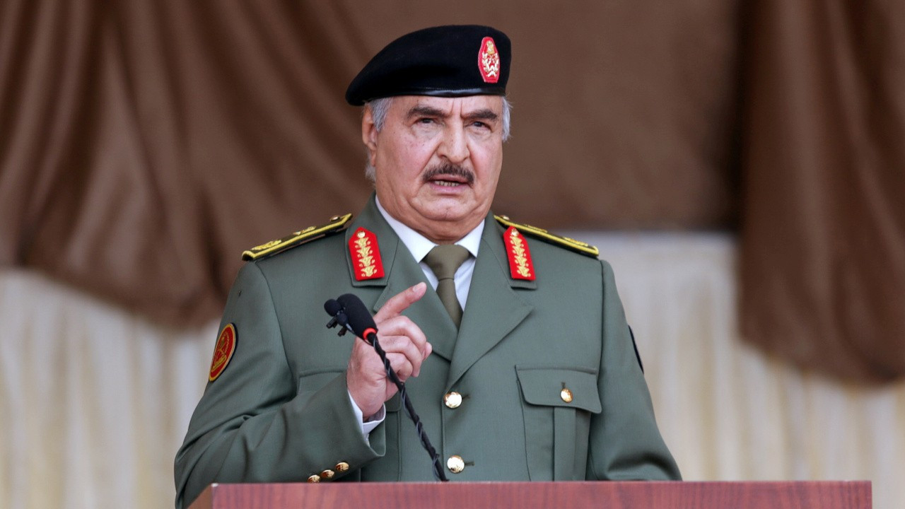 Haftar's rise in Libya puts Turkey in an uneasy position