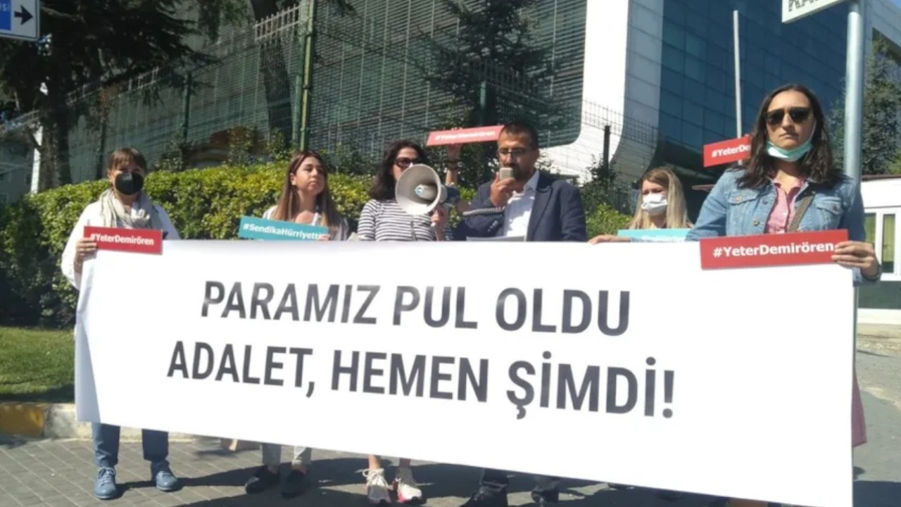 Journalists fired from daily Hürriyet not yet compensated for unlawful dismissal