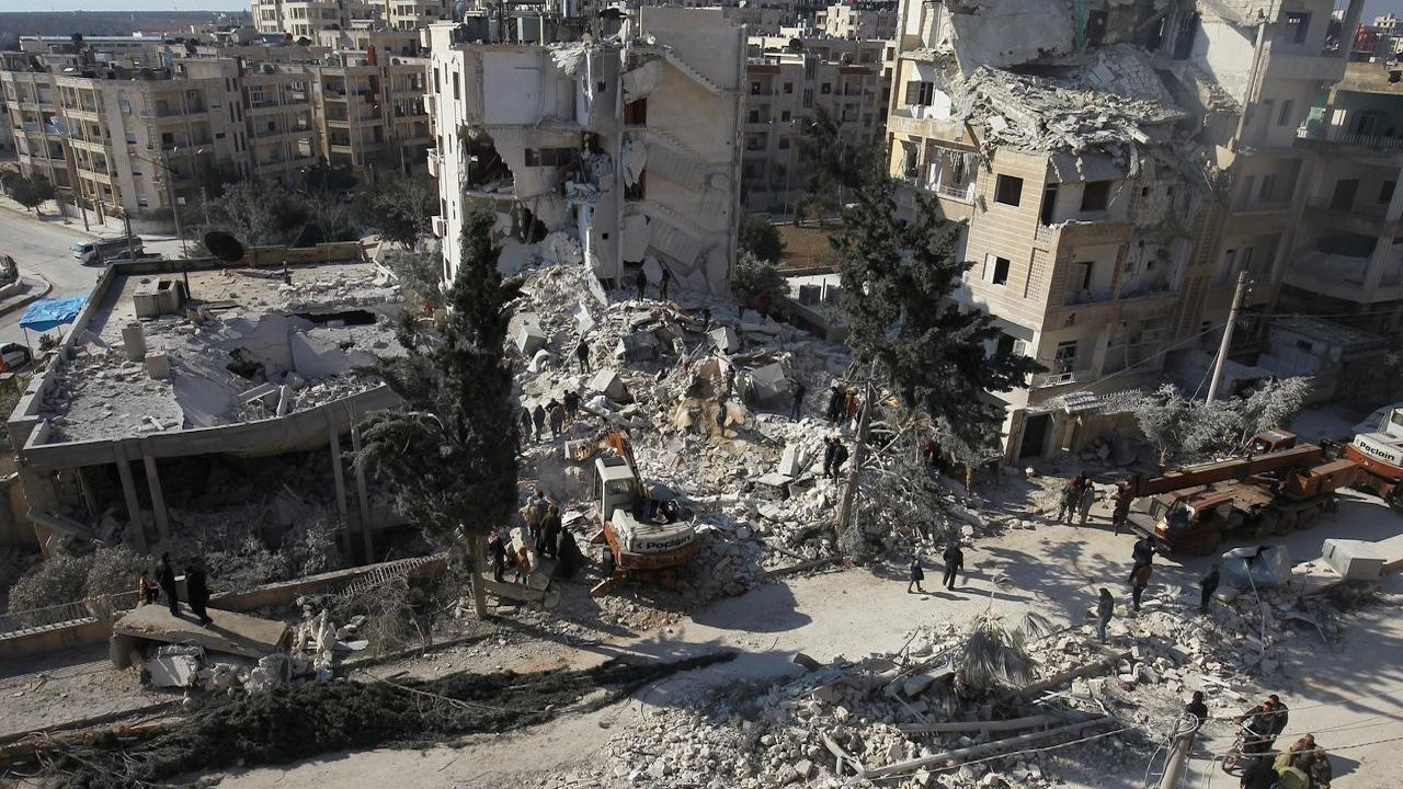 Turkey says Russia's strikes in Syria's northwest are against Moscow-Ankara deal