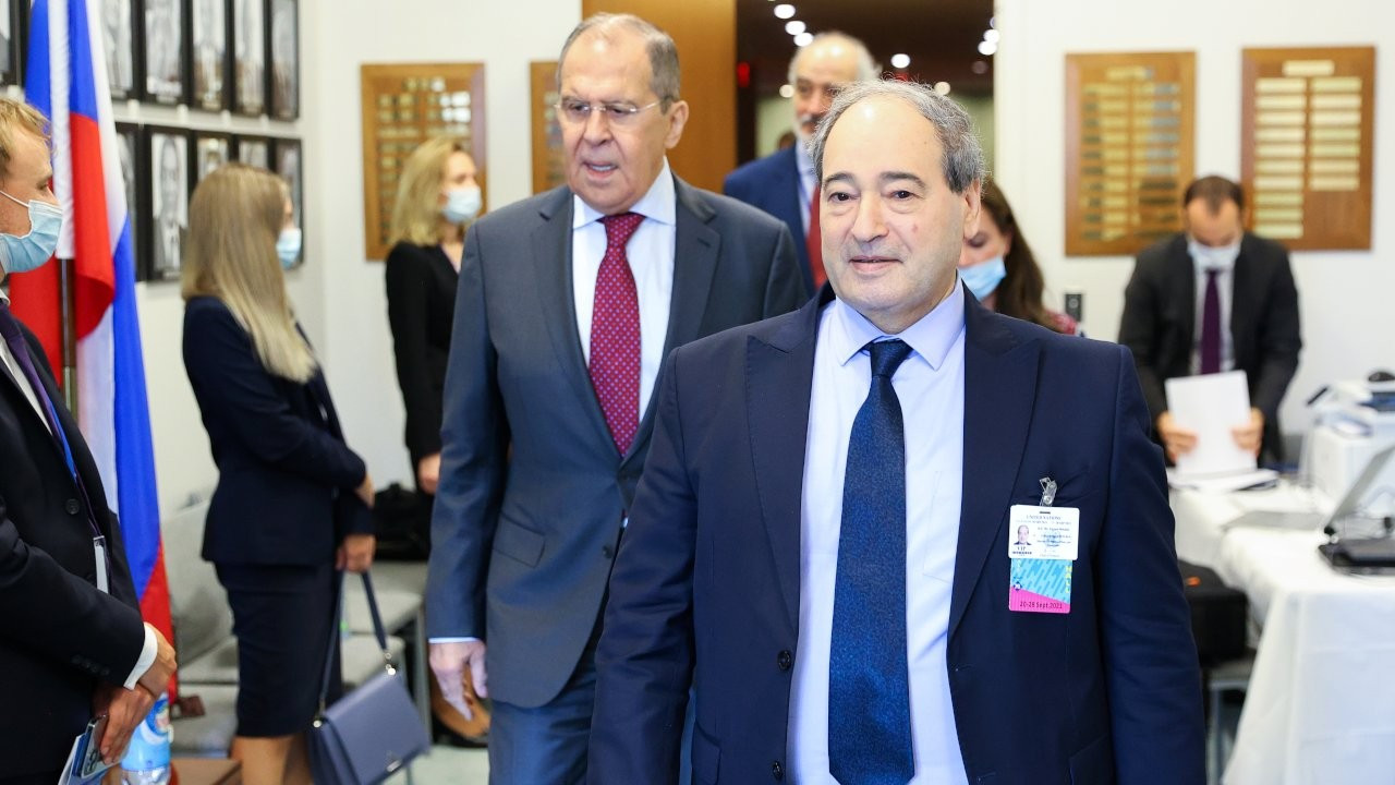 Top Syrian diplomat demands Turkey leave Syria