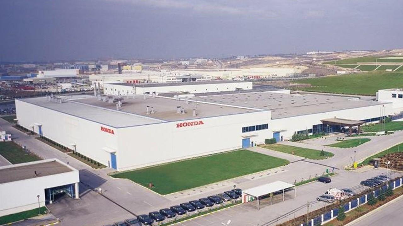 Honda factory in western Turkey ends operations