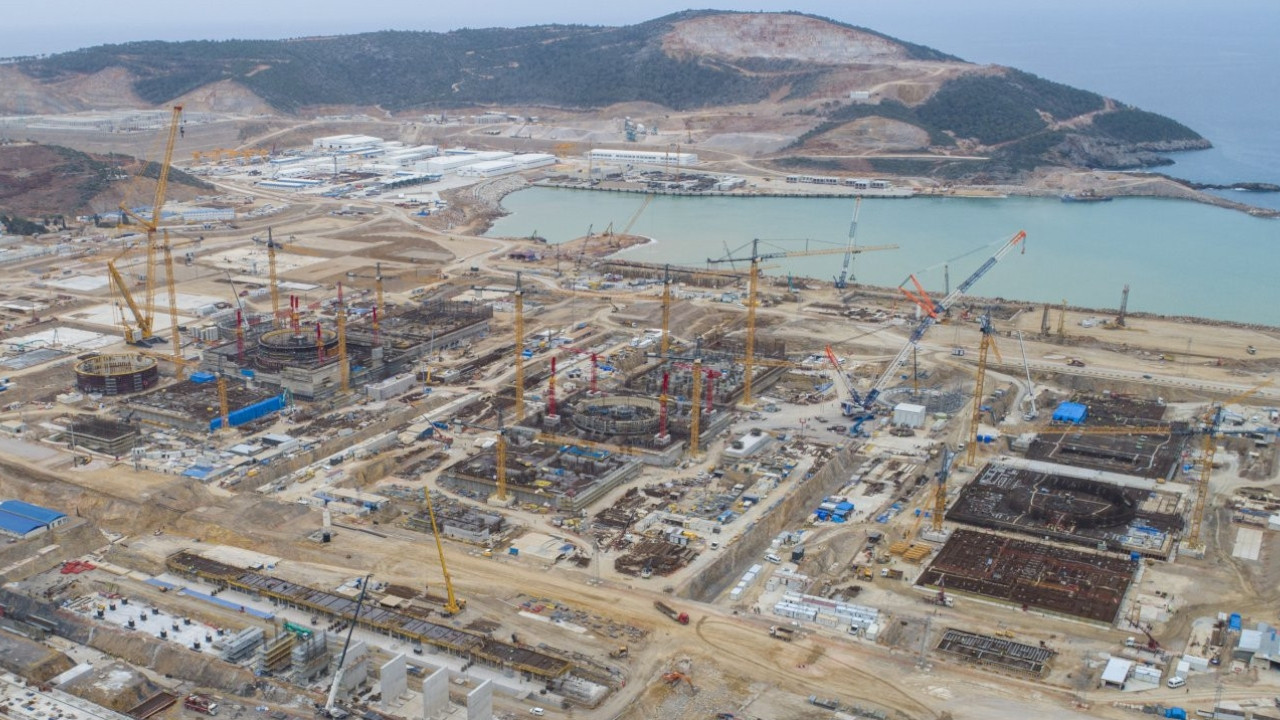 Only Russians allowed in core of nuclear power plant in southern Turkey, says engineer