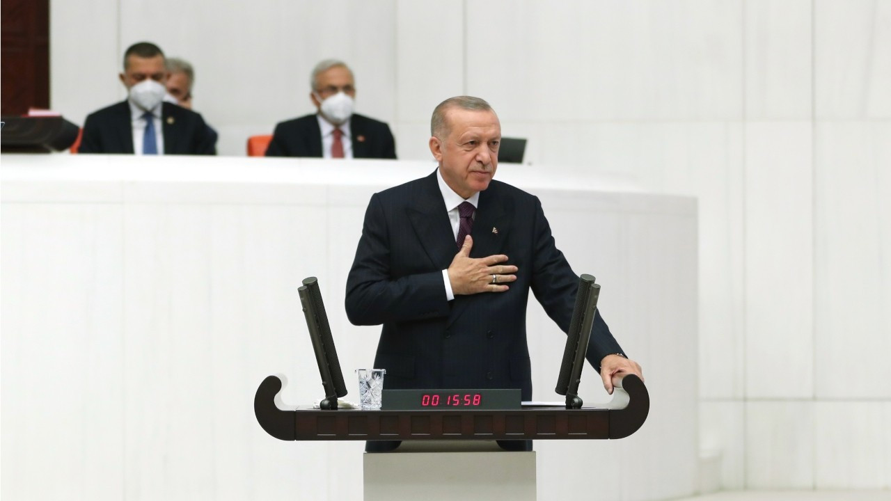 Erdoğan: We solved Kurdish issue with all of its dimensions