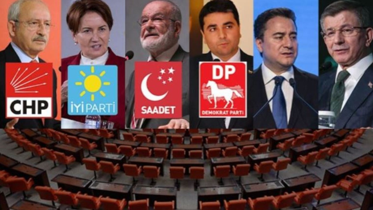 Turkish opposition to discuss impartial presidency and judiciary in third meeting