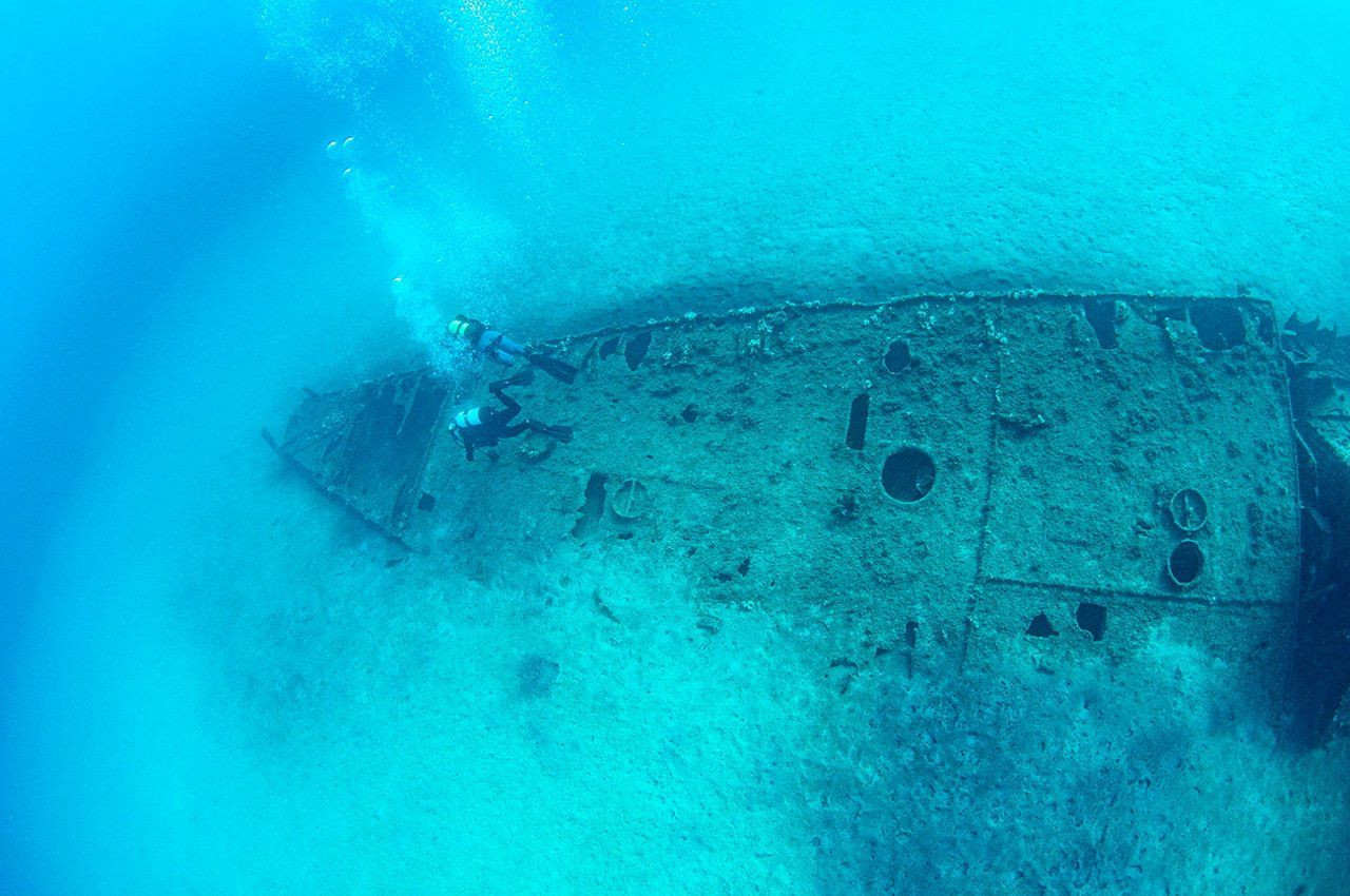 Shipwrecks of World War I are a seabed museum in Turkey - Page 3
