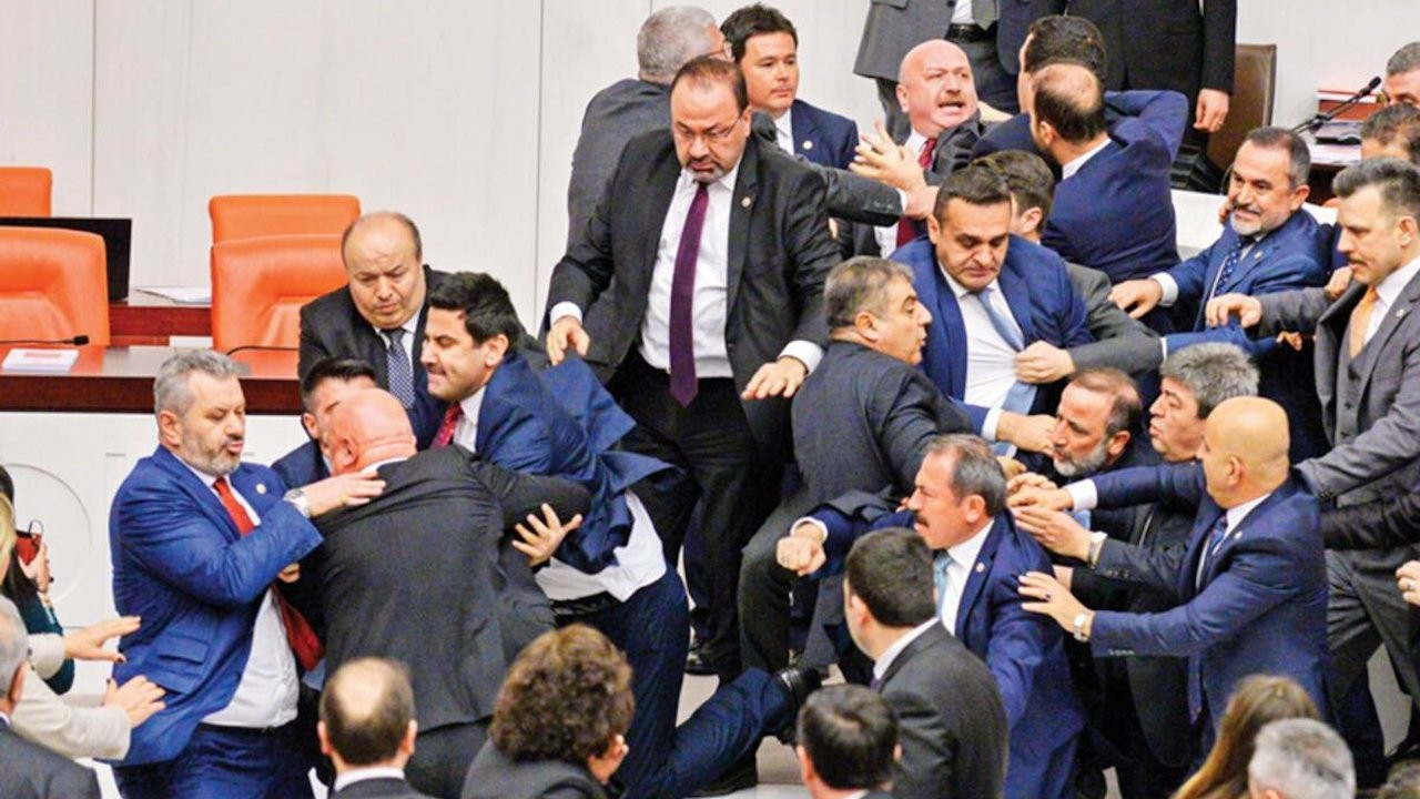 Turkey's solution to fights in parliament: Anti-static carpets